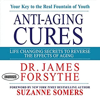 Anti-Aging Cures cover art