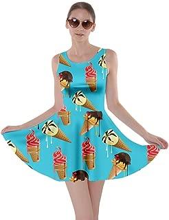 ice cream skater dress