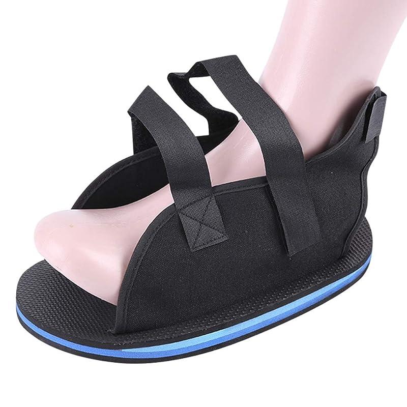 アンペア買収意見uirendjsf 術後石膏靴 - 石膏靴 足骨折 靴カバー 保護足 リハビリテーション 手術靴