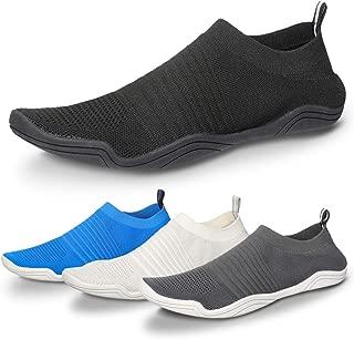 Camfosy Men Women Water Shoes Quick Dry Barefoot Aqua Socks Swim Shoes Pool Beach Walking Running Sneakers