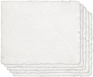 large handmade paper