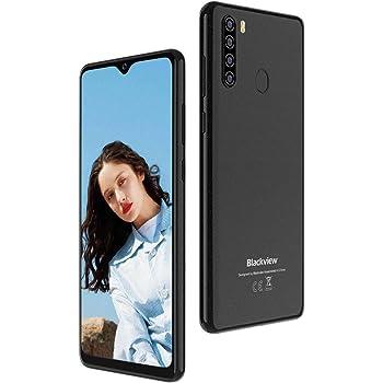 Blackview A80 Pro Teléfono Móvil Libre con Cámara Trasera Cuádruple 13MP+8MP, 6.49