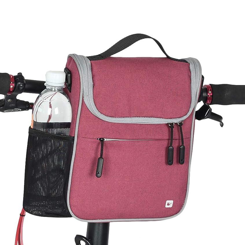 状小麦粉コモランマRhinowalk 自転車 トップチューブバッグ フレームバッグ サドルバッグ フロントバッグ サイドバッグ かんたん装着 防水 サイクリング用 カーボン