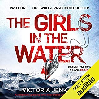 The Girls in the Water audiobook cover art