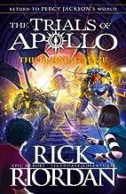 Puffin The Burning Maze, The Trials Apollo Book 3 (Hardcover)