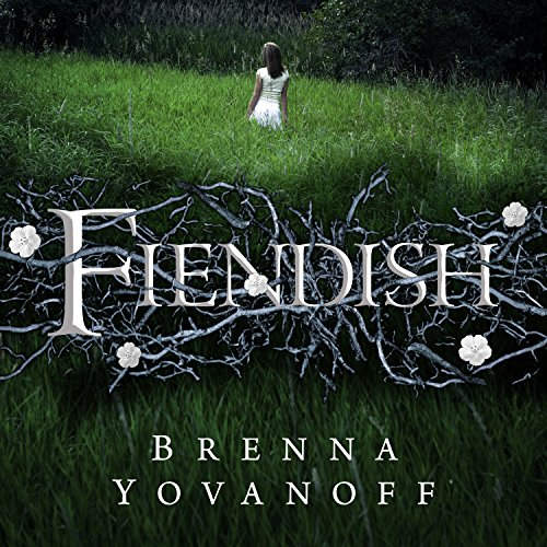 Fiendish audiobook cover art