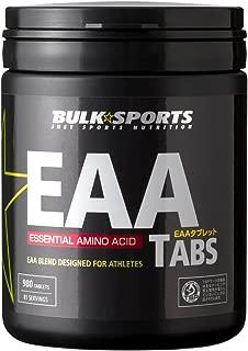 バルクスポーツ アミノ酸 EAAタブレット 980タブレット(81回分)【必須アミノ酸】