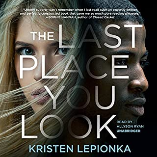 Page de couverture de The Last Place You Look