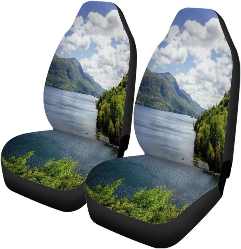 Pinbeam Car Seat Covers Blue National uniform free shipping Adirondack Red George Bay Beau Lake Max 81% OFF