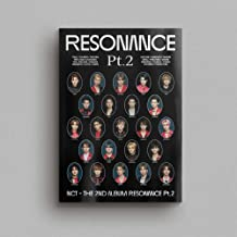 NCT - Resonance Pt.2, Arrival Cover incl. CD, Sticker, AccessCard, PhotoCard, Folding Poster On Pack, Extra Photocards