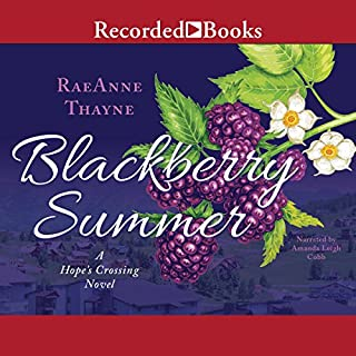 Blackberry Summer audiobook cover art