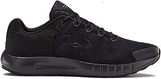 Under Armour Erkek UA Micro G Pursuit BP-BLK Spor Ayakkabılar