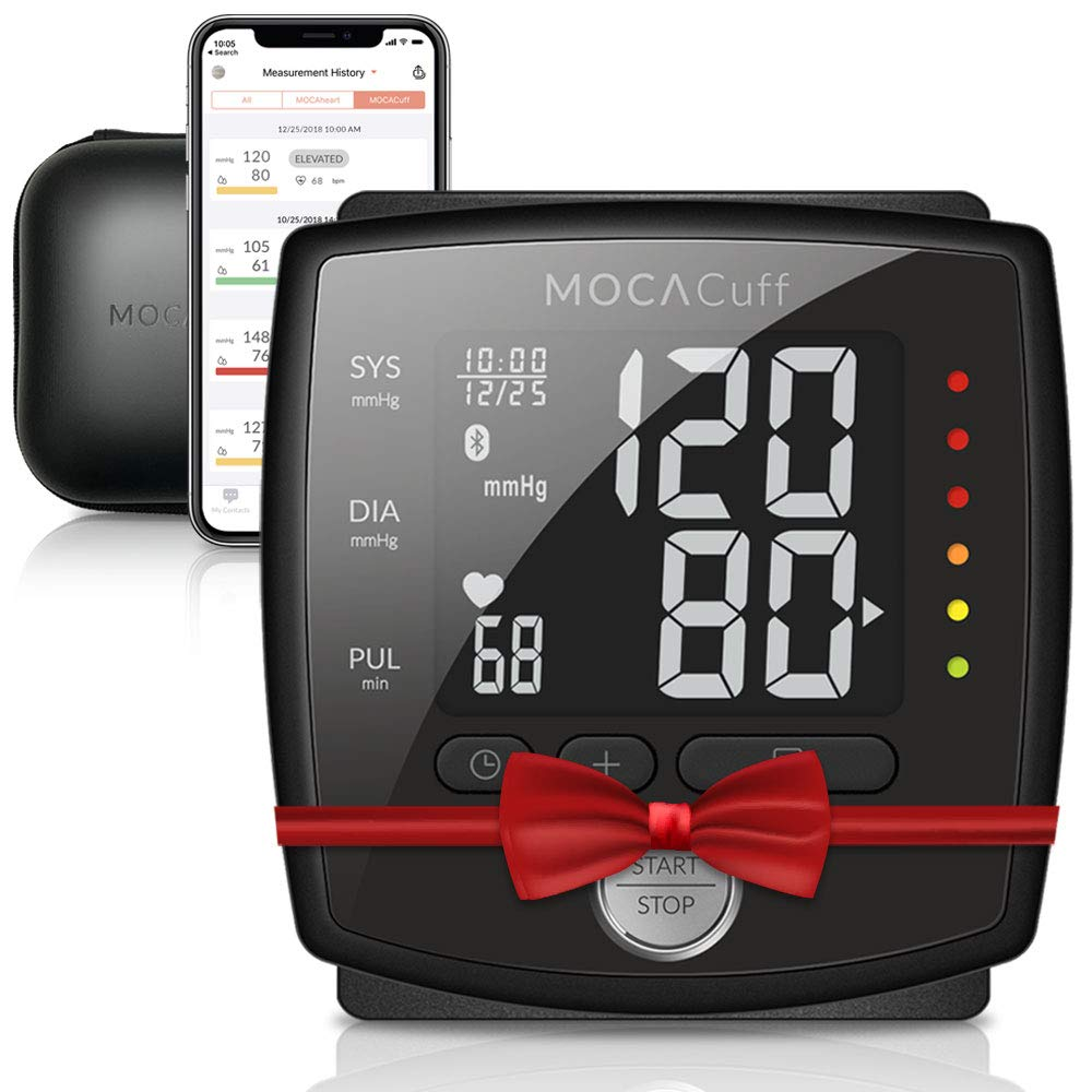 MOCACuff Automatic Pressure Monitor Bluetooth