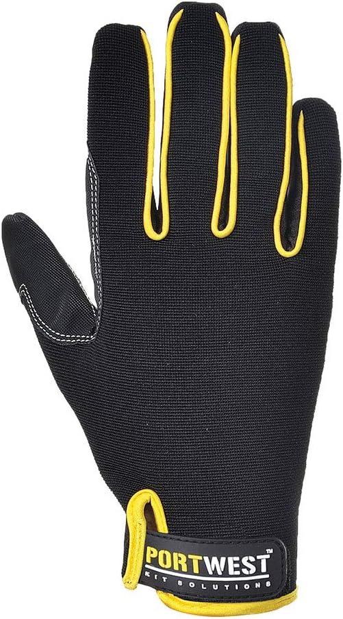 Portwest Supergrip High Performance Glove Medium Black A730BKRM