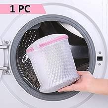 Lukzer 1 PC Double Laundry Lingerie Bra Bag with Zipper