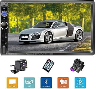 Podofo Double Din Car Stereo/Audio/Radio, 7