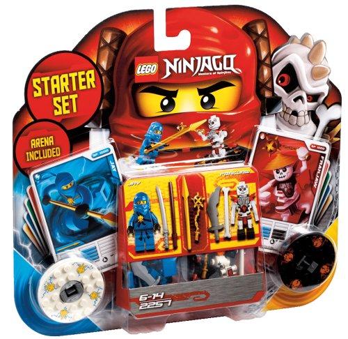 LEGO Ninjago 2257 - Spinjitzu Starter-Set