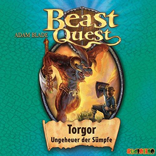 Torgor - Ungeheuer der Sümpfe Titelbild