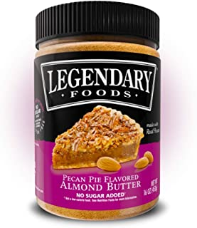 flavored almond butter