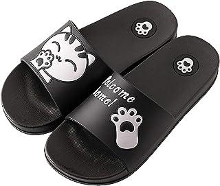 Chaussures Unisexe Sabots Et Mules d'été Pantoufles de Plage & Piscine Antidérapant Sandales Chaussons pour Femme Homme