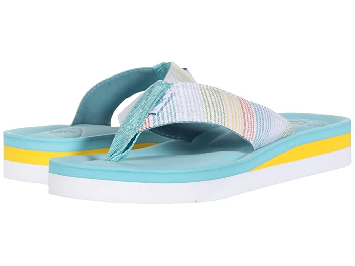 Rocket Dog  Winner (Yellow Multi) Womens Shoes