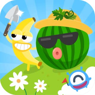Fruits and Vegetables 🍊 Garden Farm for Kids Learning Game