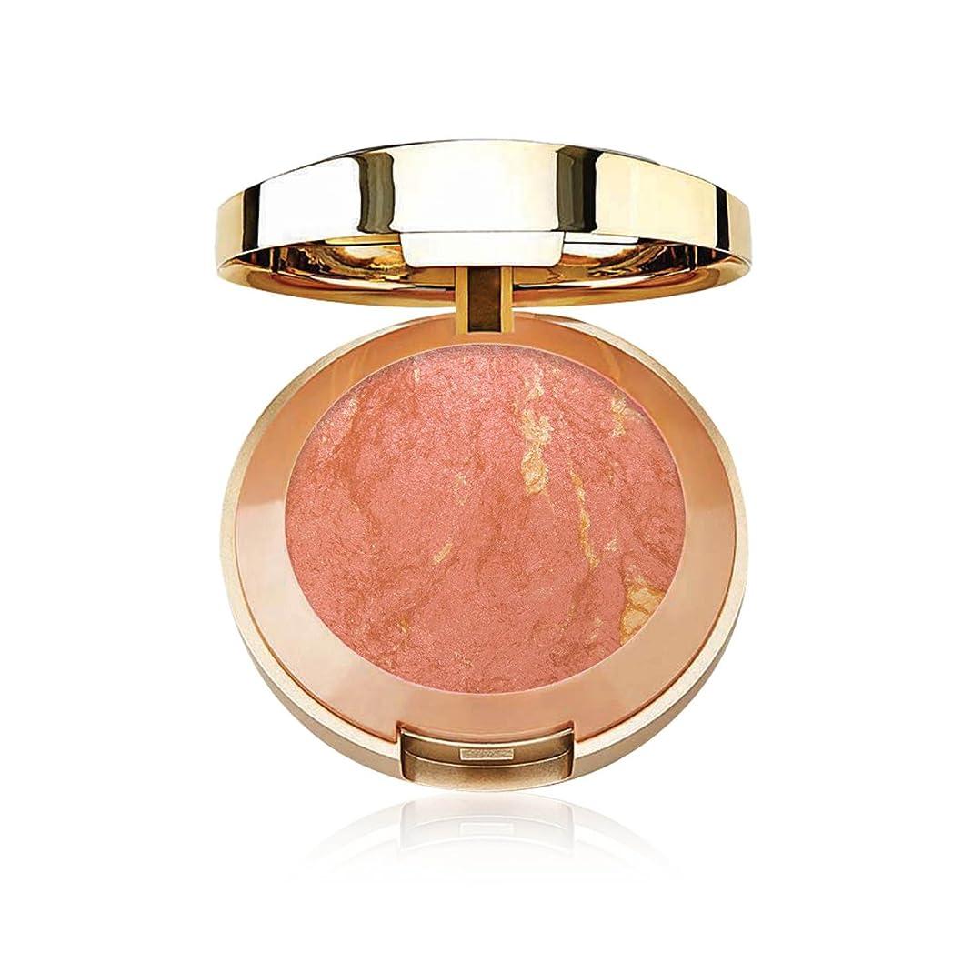 規則性ショッピングセンター識別MILANI Baked Blush - Rose D'oro (並行輸入品)