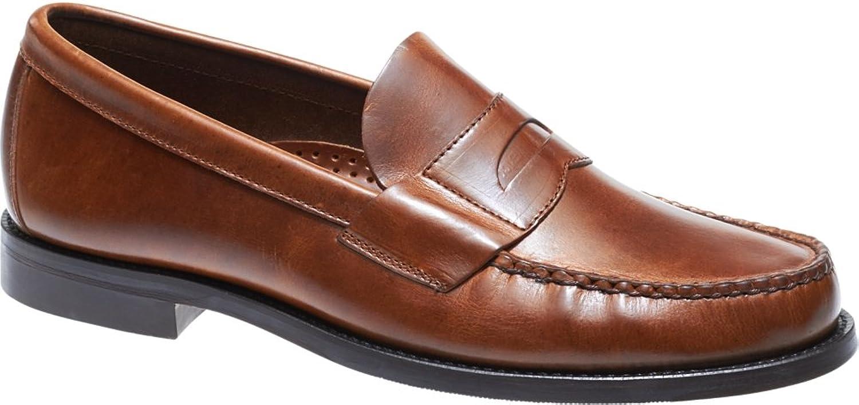 Sebago Men's Heritage Penny Men's braun braun Leather Loafers Leather  Professionelles integriertes Online-Einkaufszentrum