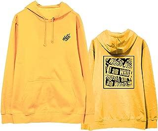 Kpop Stray Kids I am WHO Hoodie Woojin Felix Jisung Pullover Sweatershirt