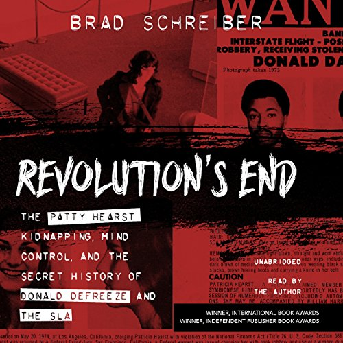 Revolution's End audiobook cover art