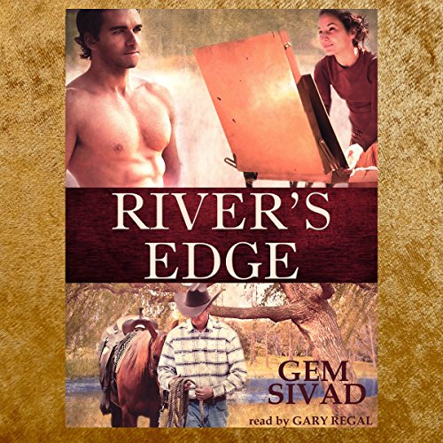 River's Edge audiobook cover art