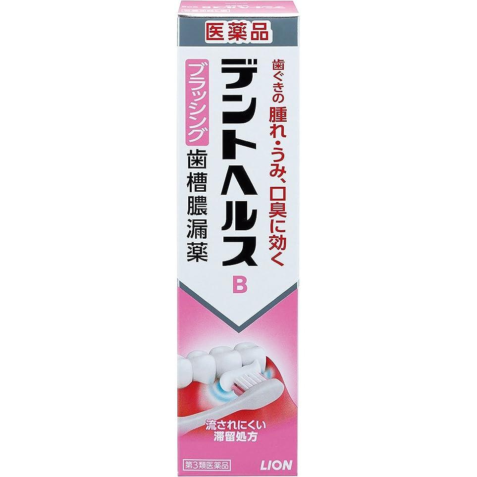 窓を洗う大佐メンバー【第3類医薬品】デントヘルスB 90g