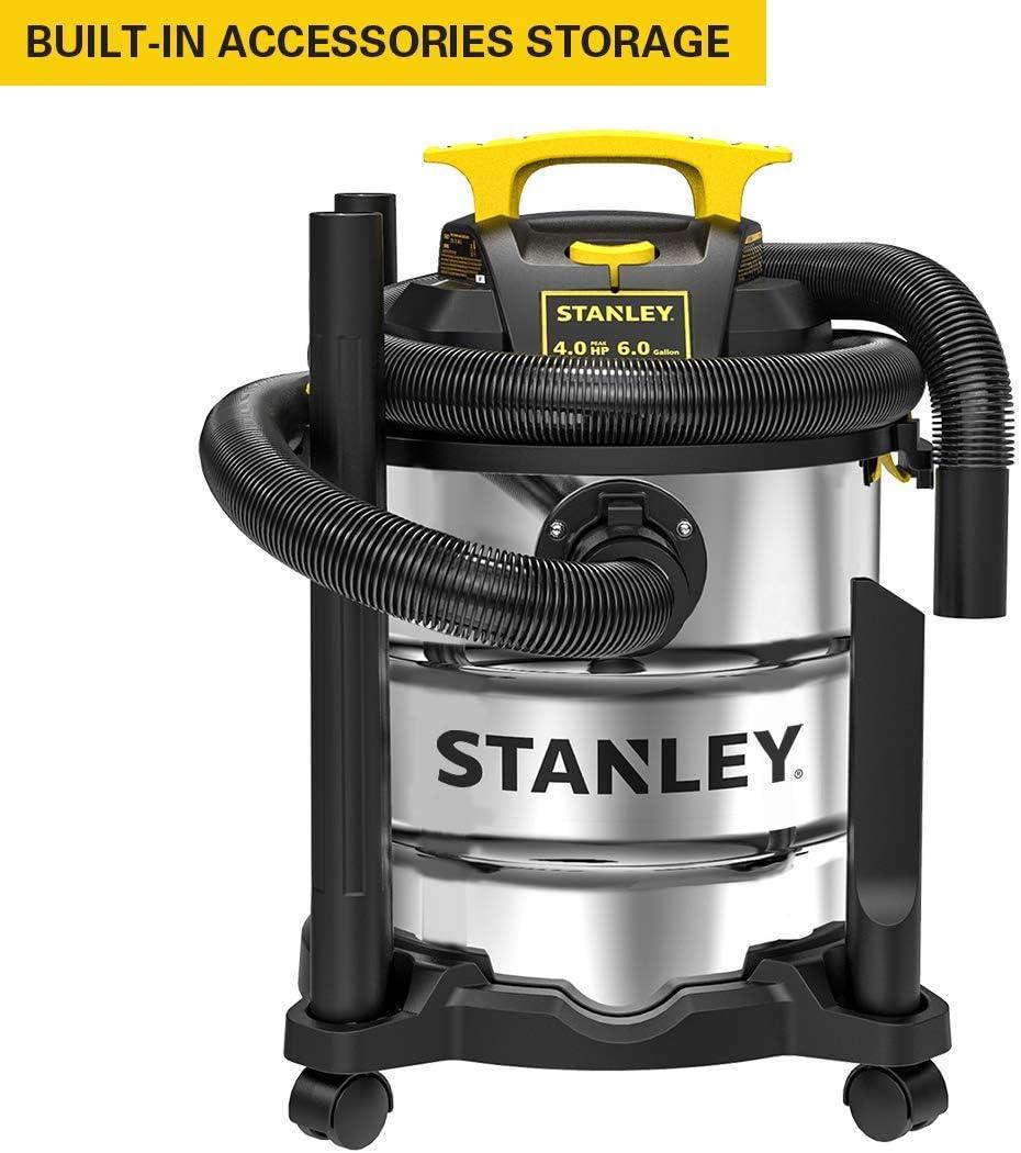 Stanley vacuums