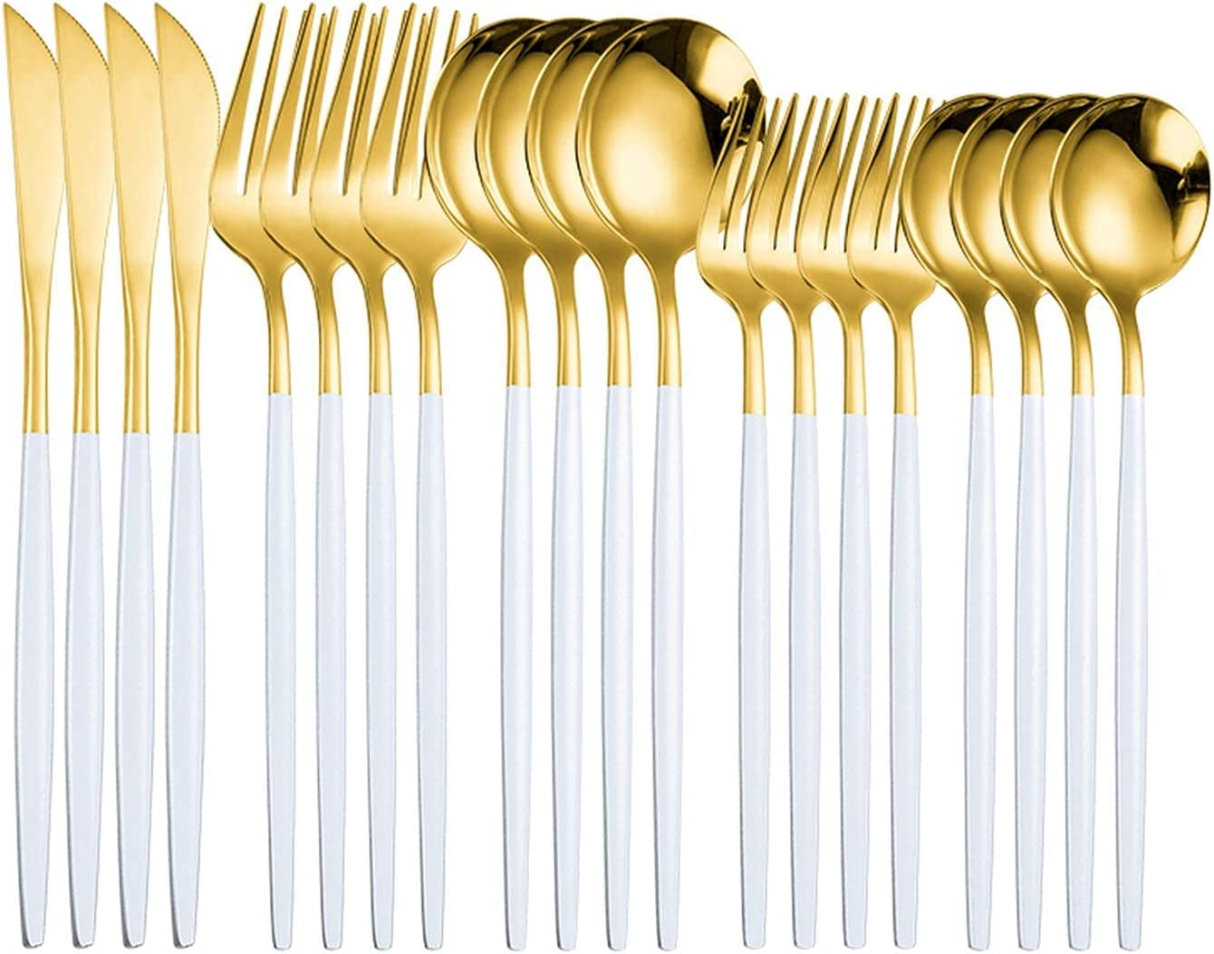 Silverware Set Max 54% OFF Product 20-Piece Tableware