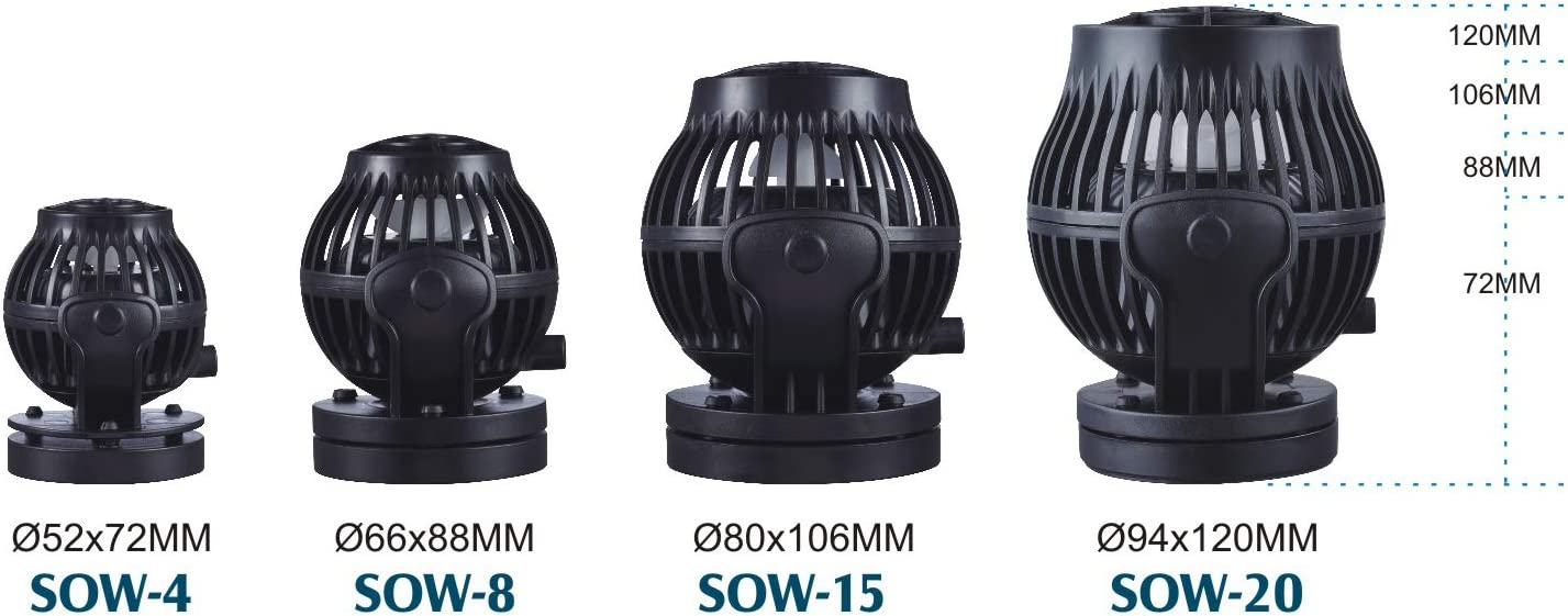 best Jebao wavemaker model Jebao-SOW