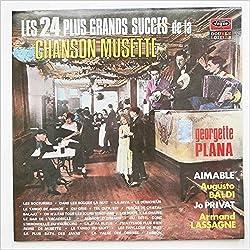Les 24 Plus Grands Succes De La Musette [LP]