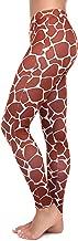 Giraffe Leggings - Giraffe Animal Print Tights for Women