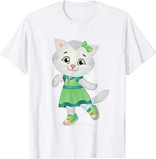 Vebyhogh Katerina Kitty Cat Toddler/Kids/Adults Tshirt