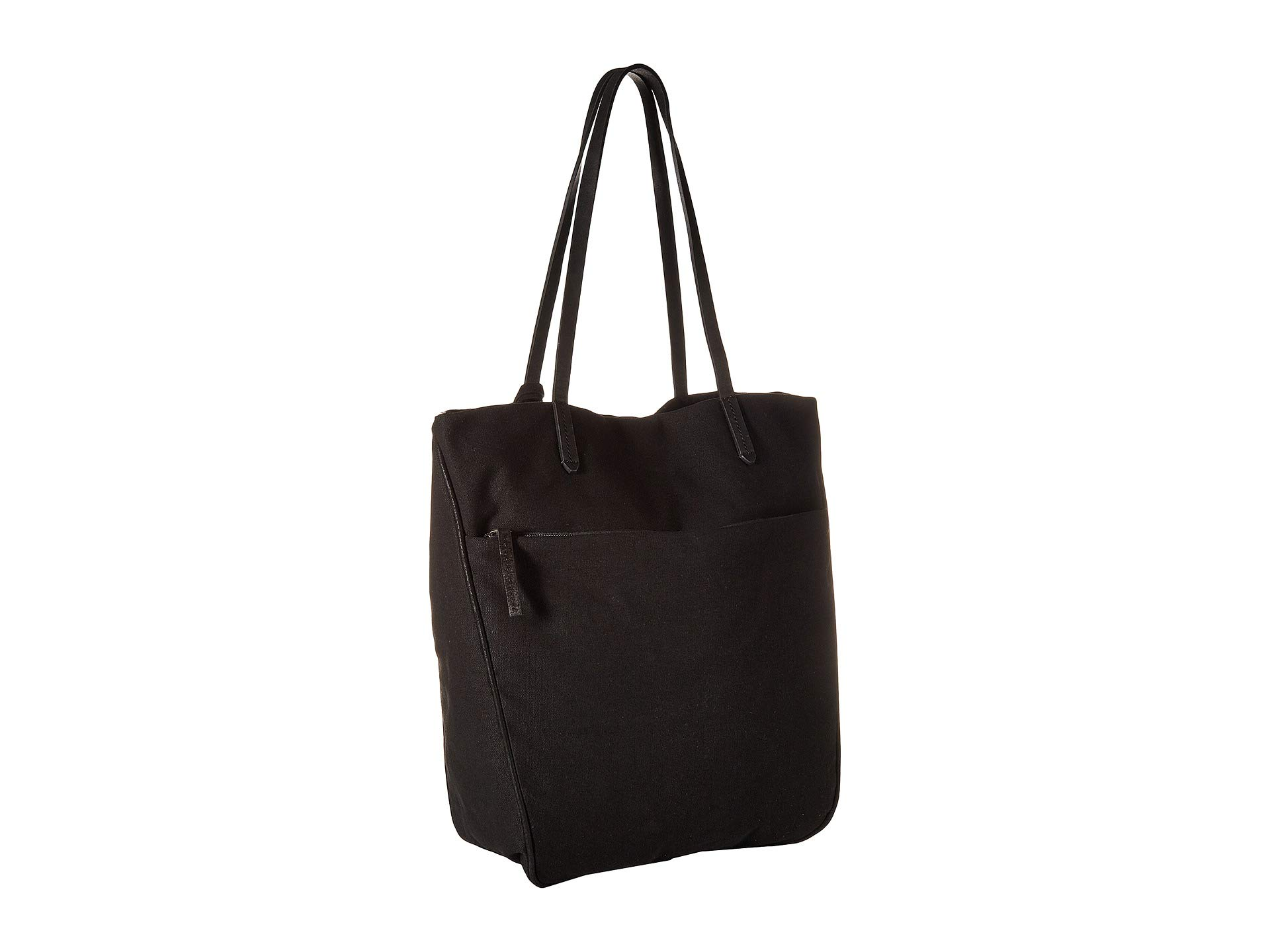 Tote Reeve Lucky Black white Brand w14qUxE4R