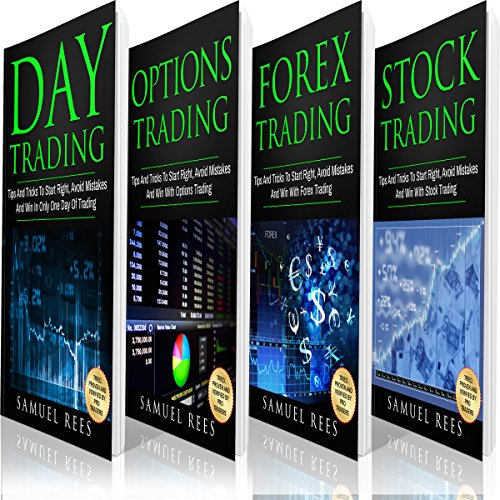 Trading: Tips and Tricks for Beginners audiobook cover art