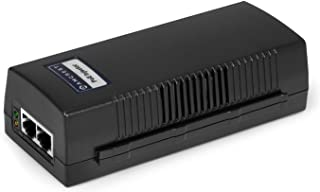 Amcrest Active PoE Injector Adapter, IEEE 802.3af Compliant, Up to 100 Meters