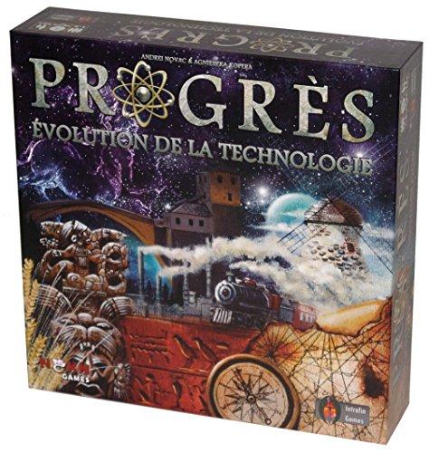 Intrafin Games - Progrès Evolution de la Technologie VF