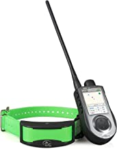 SportDOG Brand TEK Series GPS Tracking Systems with E-Collar Option - Up to 10 Mile Range - Waterproof, Rechargeable Dog Location Device with Handheld