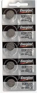 25 CR1225 Energizer Watch Batteries Lithium Battery
