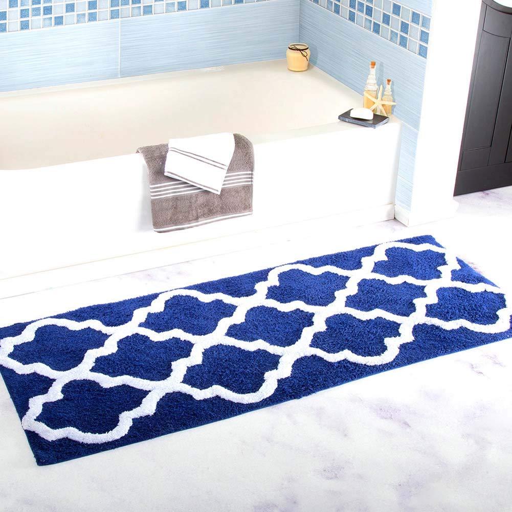 Amazon.de Mdurian Fußmatte Modernes Geometrisches Muster ...