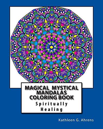 Get Free Pdf Magical Mystical Mandalas Coloring Book ...