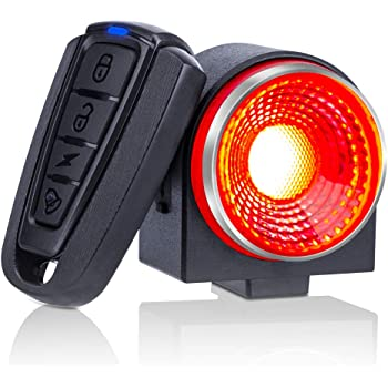 NEW Rayo Taillight Anti-theft Waterproof Dustproof LED Bluetooth USB From Japan
