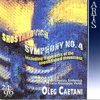 Shostakovich: Symphony No. 4, Op. 43
