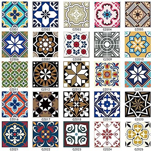 PMSMT 15 unids/Set 8/12/15 cm Azulejos de Estilo Europeo línea de Cintura Diagonal Pegatinas de Pared baño Cocina Arte azulejo Mural Vinilo calcomanías de Pared