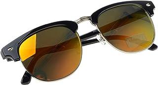 نظارة شمسية للجنسين- اصفر